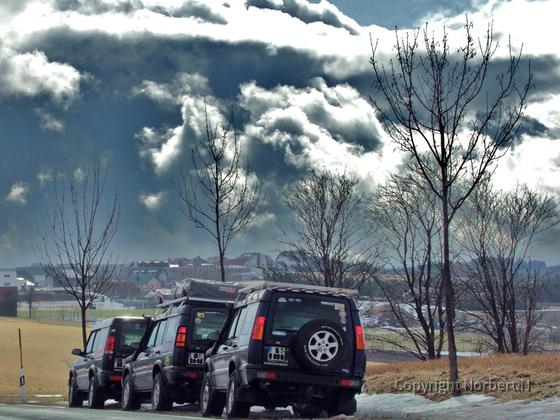 26. Februar 2012 13:53 H MEZ irgendwo in Oberfranken, Bayern, Deutschland