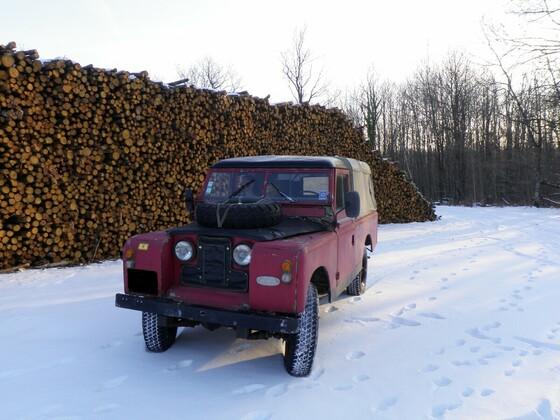 erste Schneefahrt 2012 1