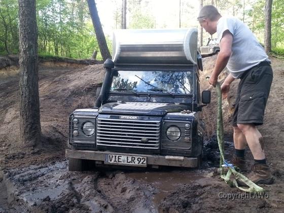 Festgefahren im Fürsten Forest #6